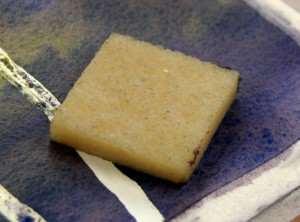 Crepe eraser for remove dry art masking fluid