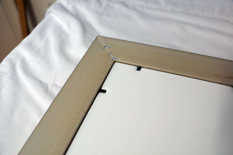 frame and backing board not at the same level how to frame a watercolour painting
